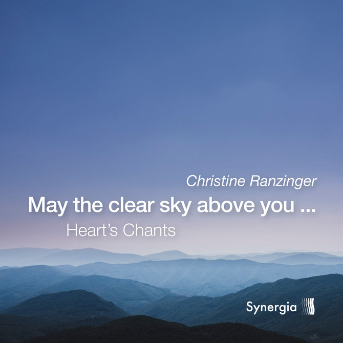 May the clear sky above you..., 1 Audio-CD